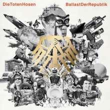 Die Toten Hosen: Ballast der Republik (Standard Edition), CD