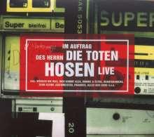 Die Toten Hosen: Im Auftrag des Herrn - Live (Digipack), CD