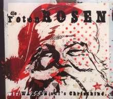 Die Roten Rosen: Wir warten auf's Christkind (Digipack), CD