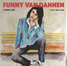 Funny van Dannen: Come On: Live im Lido 2015, CD