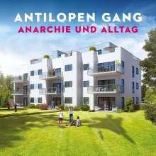Antilopen Gang: Anarchie und Alltag, CD