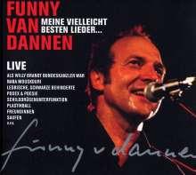 Funny van Dannen: Meine vielleicht besten Lieder - Live, 2 CDs