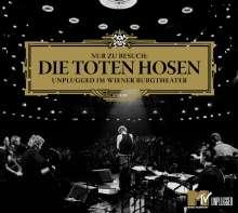 Die Toten Hosen: Nur zu Besuch: Unplugged im Wiener Burgtheater, CD