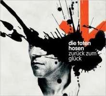 Die Toten Hosen: Zurück zum Glück, CD