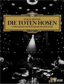 Die Toten Hosen: Nur zu Besuch: Unplugged im Wiener Burgtheater, Blu-ray Disc
