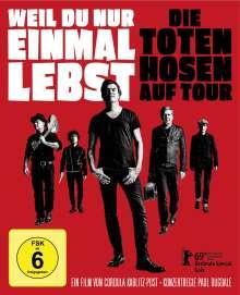 Die Toten Hosen: Weil Du nur einmal lebst - Die Toten Hosen auf Tour, Blu-ray Disc