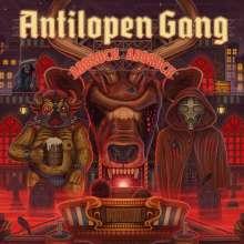 Antilopen Gang: Abbruch, Abbruch, CD