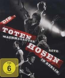 Die Toten Hosen: Machmalauter - Live In Berlin, Blu-ray Disc