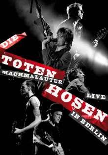 Die Toten Hosen: Machmalauter: Live in Berlin, DVD