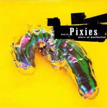 Pixies: Best Of Pixies: Wave Of Mutilation (180g) (Black/ Orange Vinyl), 2 LPs