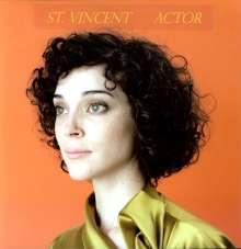 St. Vincent (Annie Clark): Actor, LP