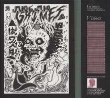 Grimes: Visions, CD