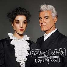 David Byrne & St. Vincent: Love This Giant, LP