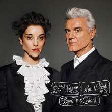 David Byrne & St. Vincent: Love This Giant, CD