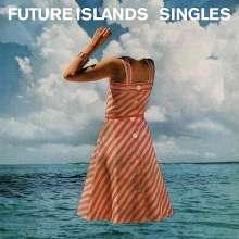 Future Islands: Singles, CD