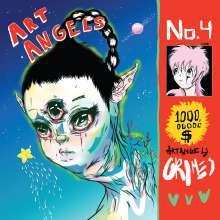 Grimes: Art Angels, CD