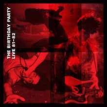 The Birthday Party: Live 81-82 (2 LP + CD), 2 LPs und 1 CD
