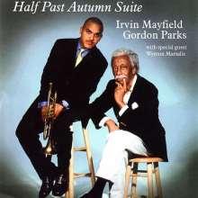 Irvin Mayfield & Gordon Parks: Half Past Autumn Suite, CD