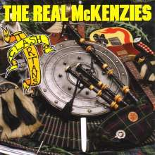 The Real McKenzies: Clash Of The Tartans, LP