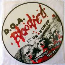 D.O.A.: Bloodied But Unbowed (Picture Disc), LP