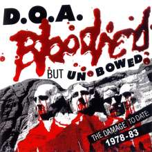 D.O.A.: Bloodied But Unbowed, CD