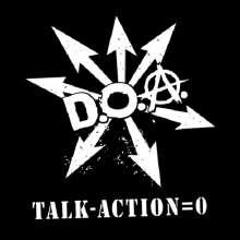 D.O.A.: Talk Minus Action Equals Zero, LP