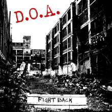 D.O.A.: Fight Back (Limited-Edition) (Red Vinyl), LP