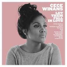 Cece Winans: Let Them Fall In Love, LP