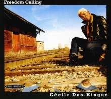 Cacile Doo-Kingua: Freedom Calling, CD
