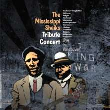 The Mississippi Sheiks Tribute Concert - Live In Vancouver, DVD