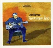 Jim Byrnes: Everywhere West, CD