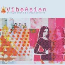 Vibe Asian - Bhangra Beats & Garage Grooves, CD