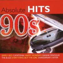 Absolute Hits: 90s, CD