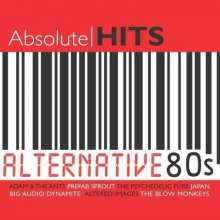 Absolute Hits: Alternative 80s, CD