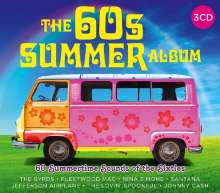 Oldie Sampler: The 60's Summer Album, 3 CDs