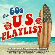 The 60s US Playlist, 3 CDs