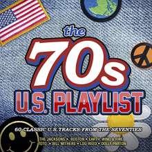 The 70' U.S. Playlist, 3 CDs