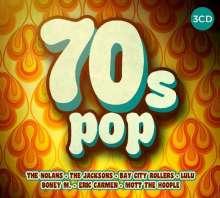 70's Pop, 3 CDs