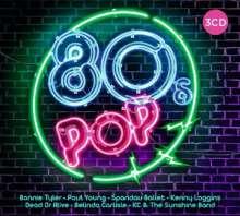 80's Pop, 3 CDs