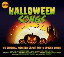 Halloween Songs, 3 CDs