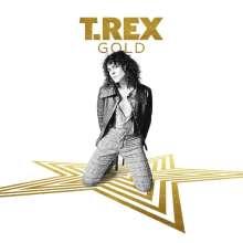 T.Rex (Tyrannosaurus Rex): Gold, 3 CDs