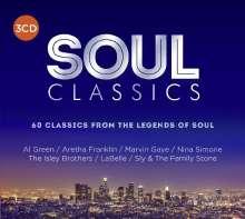 Soul Classics, 3 CDs