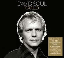 David Soul: Gold, 3 CDs