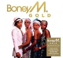 Boney M.: Gold, 3 CDs