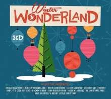 Winter Wonderland: 60 Festive Favourites, 3 CDs