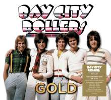 Bay City Rollers: Gold, 3 CDs