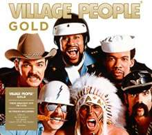 Village People: Gold, 3 CDs