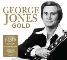 George Jones (1931-2013): Gold, 3 CDs