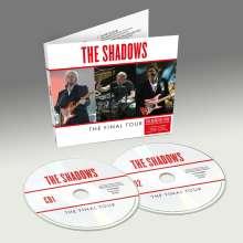 The Shadows: The Final Tour - Live, 2 CDs