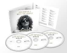 Mott The Hoople: Gold, 3 CDs